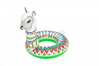 Bestway Inflatable Alpaca Shaped Swim Ring Online in UAE
