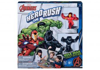Marvels Avengers Hero Rush Board Game