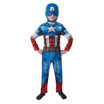 Rubies Marvel Avengers Captain America Classic Costume Large