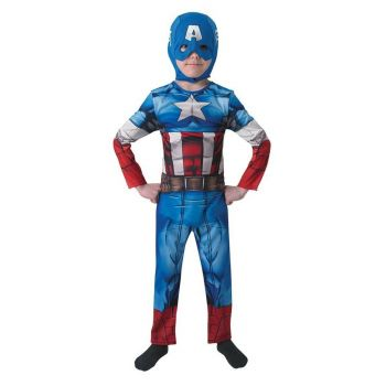 Rubies Marvel Avengers Captain America Classic Costume Medium