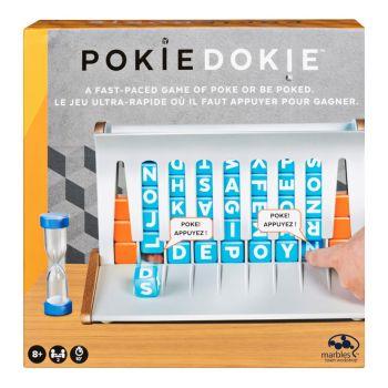Marbles Pokie Dokie Game by Marbles Brain Workshop Fast Paced Word Building Game