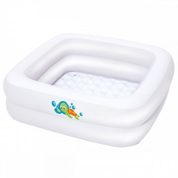 Bestway Inflatable Bath Tub 34x34x10 inch 51116