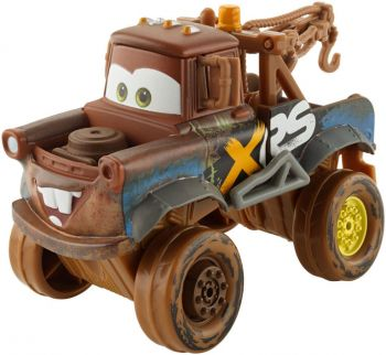 Disney Pixar Cars Cars 3 XRS Mud Racing Mater Diecast Car Online in UAE