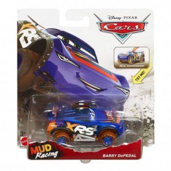 Disney Cars XRS Mud Racing Barry DePedal Xtreme Racing