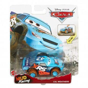 Cars Vehicle XRS Mud Racing Cal Weathers