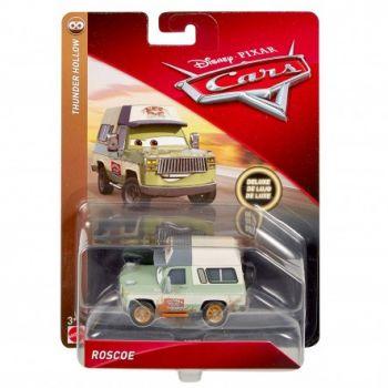 Disney Pixar Cars 3 Deluxe Roscoe Oversized Online in UAE