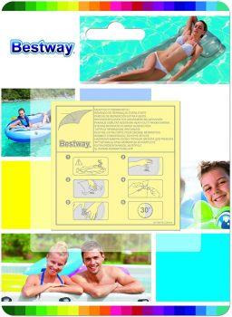 Bestway Heavy Duty Adhesive Pool Inflatable Repair Patch Online in UAE