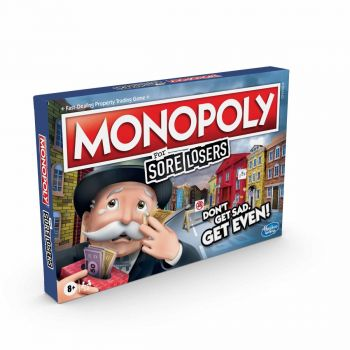 Monopoly For Sore Losers Board Game Online in UAE