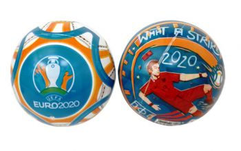 Mondo UEfA Euro Playball Stadium Assorted Style