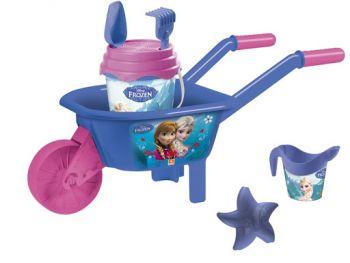Mondo  Wheelbarrow Bucket Set Frozen