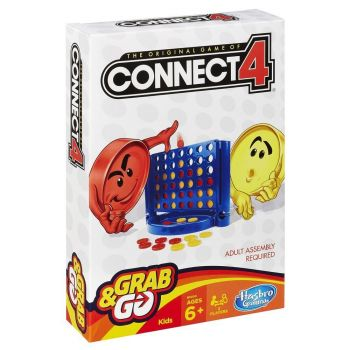 Connect 4 Grab and Go Game B1000