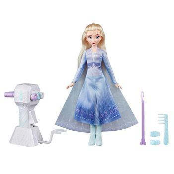 Disney Frozen Sister Styles Elsa Fashion Doll