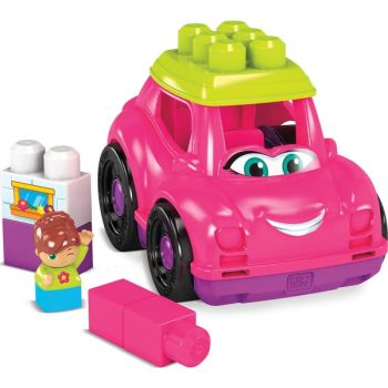 Mega Bloks Lil Vehicles Catie Convertible Blocks for Toddlers