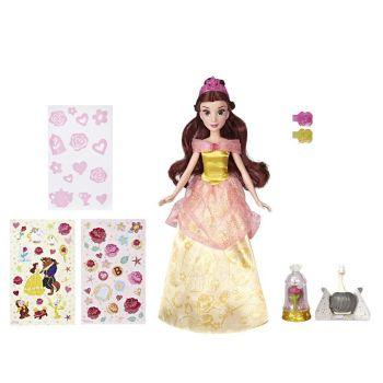Disney Princess Glitter Style Belle - E5599