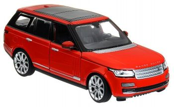 Rastar Land Rover Range Rover White 1-24 Scale