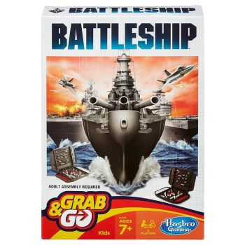 Hasbro Battleship Grab and Go Playset B0995