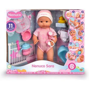 Nenuco Doll Sara with Accessories 42cm