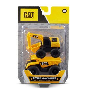 CAT Mini Machines 3inch 2 Pack Assortment