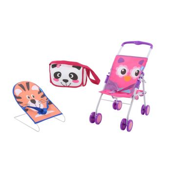 Hauck Zoo Travel And Care Set For Doll