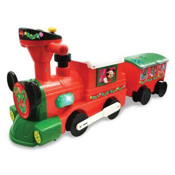 Kiddieland 2 in 1 Holiday Train 056382