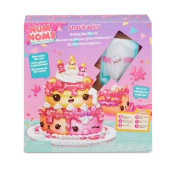 Num Noms Snackables Birthday Cake Slime Kit Online in UAE