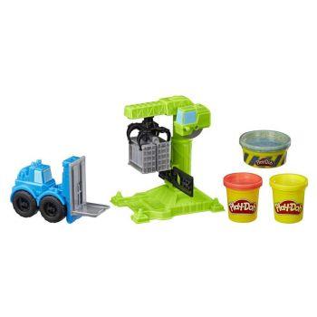 Play-Doh Crane n Forklift Online in UAE