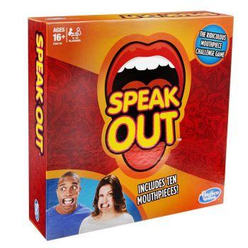 Hasbro Speak Out Game C2018