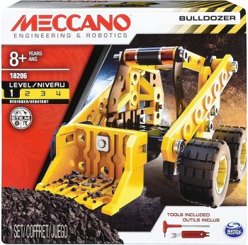 Meccano Construction Bulldozer 18206 Online in UAE