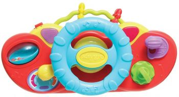 Playgro Music Drive and Go Baby Infant Toy