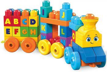 Fisher Price Mega Bloks ABC Musical Train online in Abu Dhabi