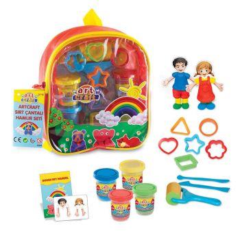 Art Craft Play Dough Set Bag 03339