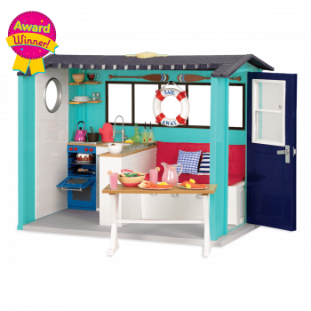Our Generation Beach House & Accessories BD37860Z