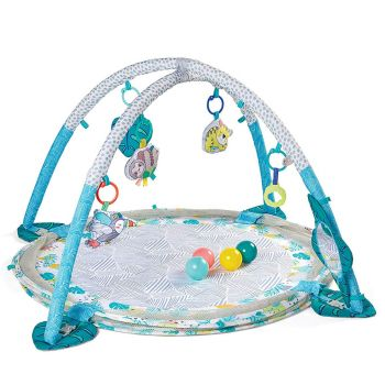Infantino 3-in-1 Jumbo Activity Gym & Ball Pit  IN313008