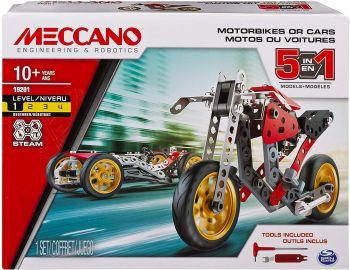 Meccano- 5-in-1 Street Fighter Bike Online in UAE