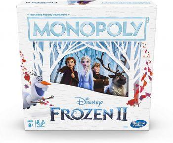 Disney Frozen 2 Monopoly Frozen E5066