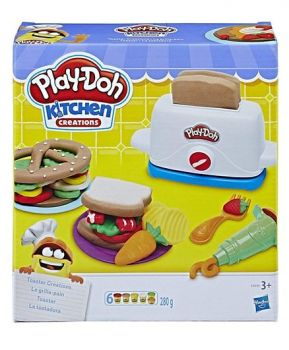 Play-Doh Toaster Creations Online in UAE