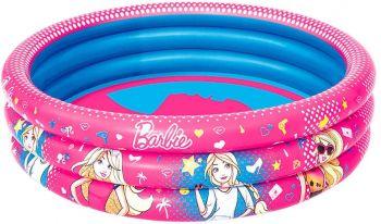 Bestway Barbie 3-Ring Swimming Pool 48x12 inch Online in UAE