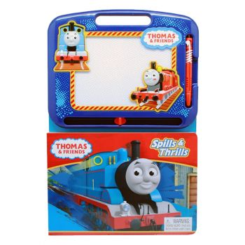 Thomas & Friends Spills & Thrills Learning Series