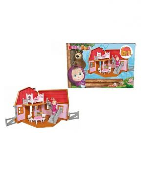 Masha and The Bear Simba House 9301038