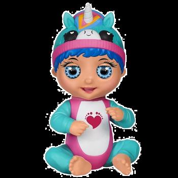 Baby Maziuna Tiny Toes Tiny Toes Unicorn Laughin Luna 56080
