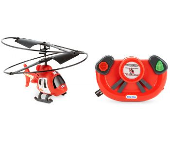 Little Tikes You Drive RC Rescue Chopper