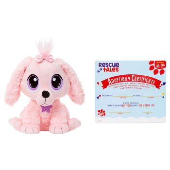 Little Tikes Rescue Tales Adoptable Pet Pink Poodle