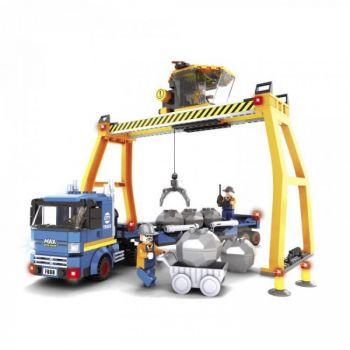 Ox Mega Construction Set 389 Pieces