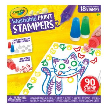 Washable Paint Stampers Kit Online in UAE