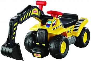 Fisher-Price Big Action Dig n' Ride Ride-On 08228