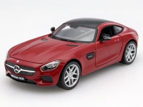 Maisto 1-24 Mercedes-Benz AMG GT Assorted 31134