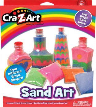 Cra-Z-Art Sand Art Cool Bottles CA-12404