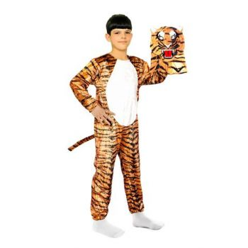 Tiger Costume 8-9Y/O 135
