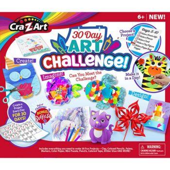 Cra-Z-Art 30 Day Art Challenge Kit CA-14613