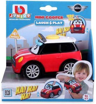 BBJunior Laugh & Play Mini Cooper 16-81205